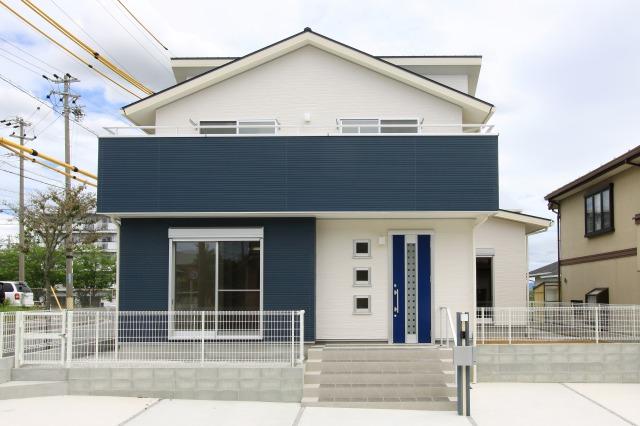 藍の家01