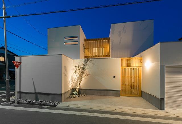 建築家コラボの家01
