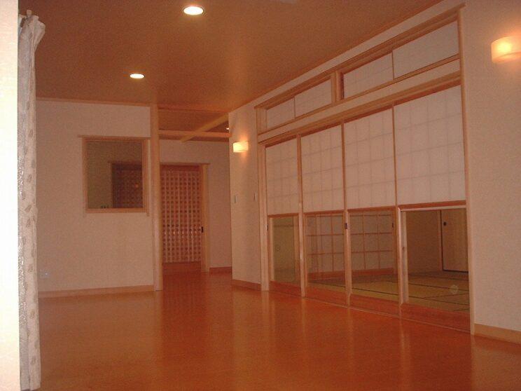 日本の伝統美を受け継ぐ家01