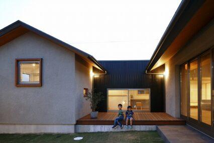 建築家と共につくる遊び心のある平屋建て