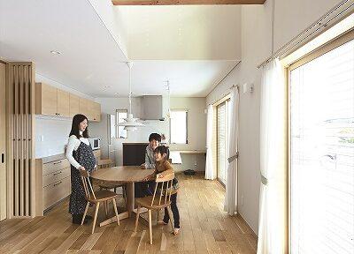 ハイスペックプレミアム住宅による健康的な暮らし